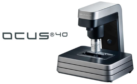 New - OCUS 40 Digital scanner