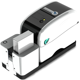 Slidebel printer